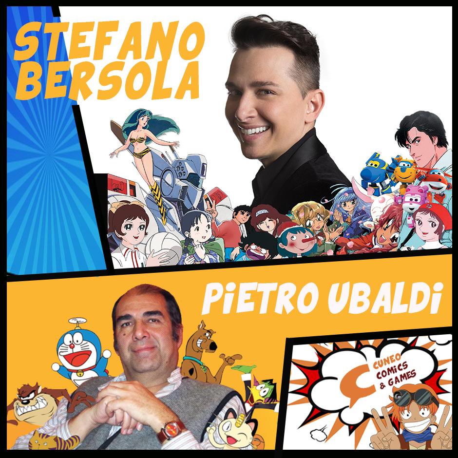 STEFANO BERSOLA                   E PIETRO UBALDI