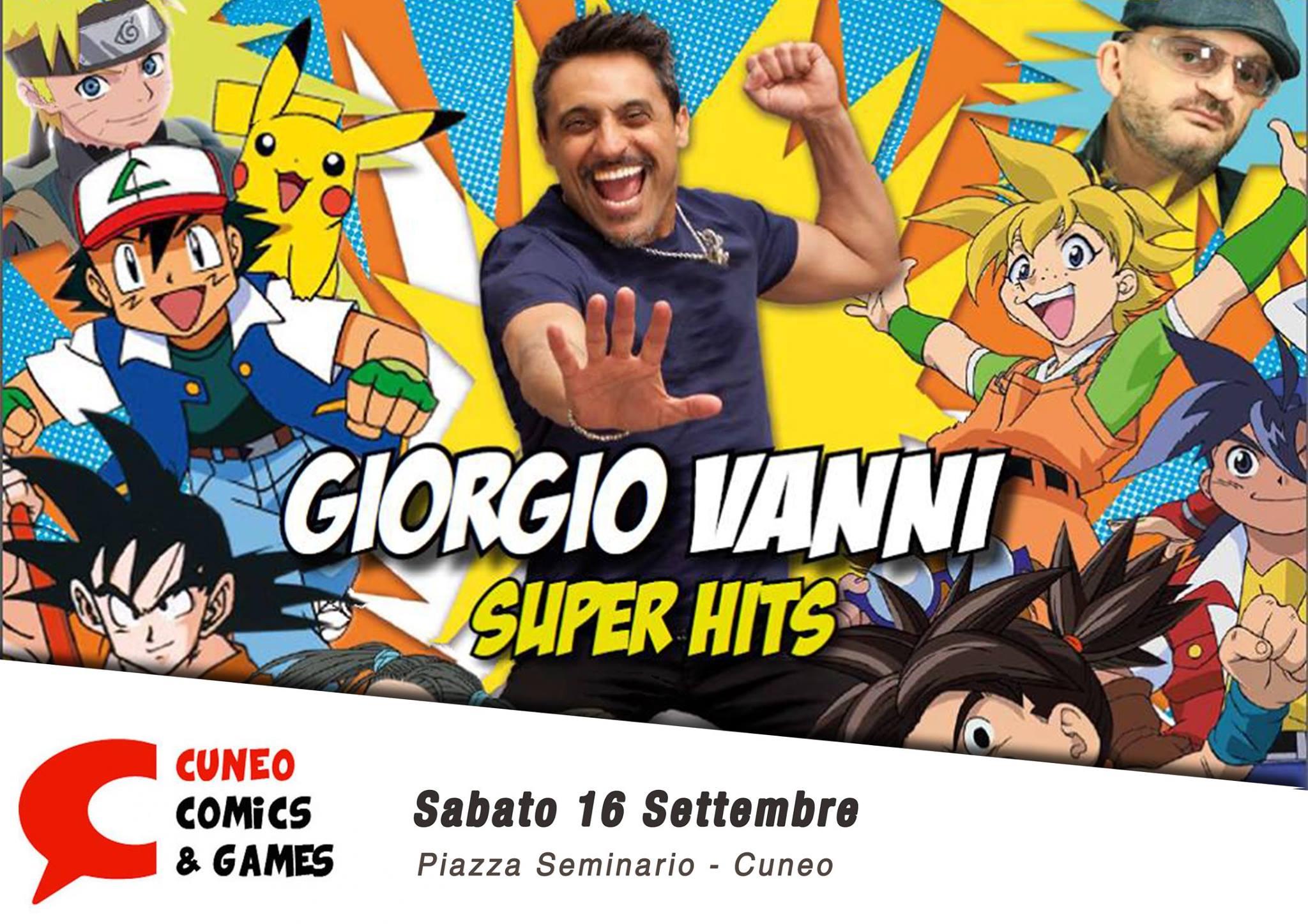 Giorgio Vanni Live
